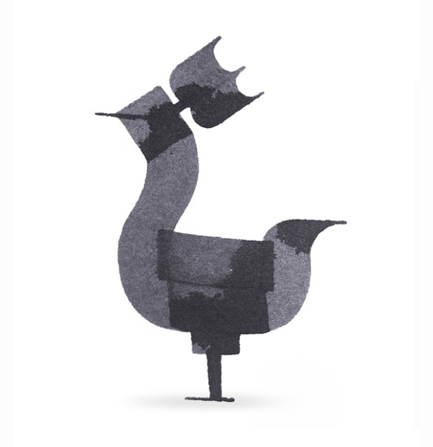 Calligraphy Animals par Andrew Fox