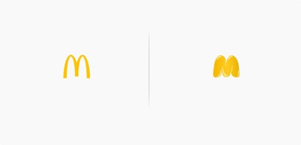 Détournement de logo par Marco Schembri