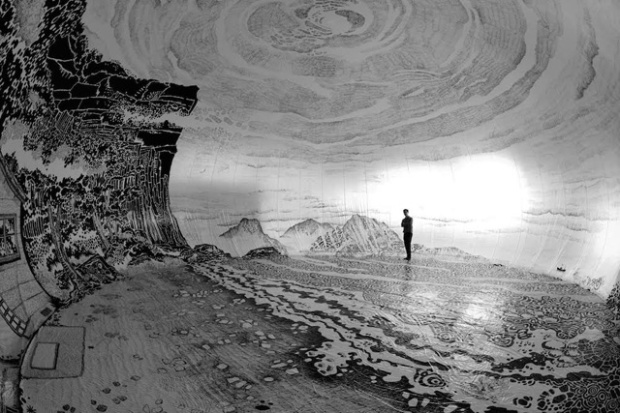 Inspirationsgraphiques-Oscar-Oiwa-360-illustation-dessin-art-artiste-feutre-setouchi-japon-graphisme-paysage-03