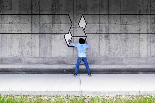 Inspirationsgraphiques-Aakash-Nihalani-street-art-arts-graphiques-serie-photographique-anamorphoses-04