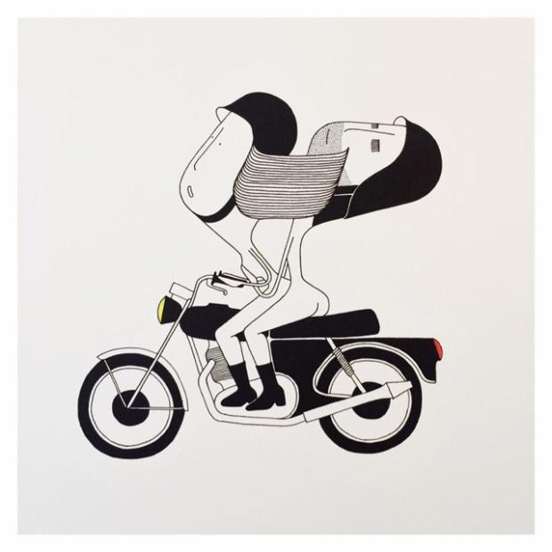 Inspirationsgraphiques-Exposition-DDays2016-Ionna-Vautrin-espace-Modem-Striptease-illustration-graphisme-01