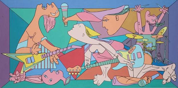 inspirationsgraphiques-ron-english-guernica-popaganda-pablo-picasso-pop-culture-allouche-gallery-03