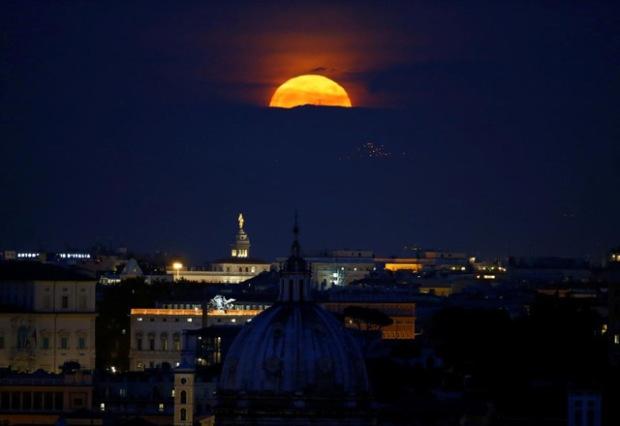 Rome - © TONY GENTILE / REUTERS