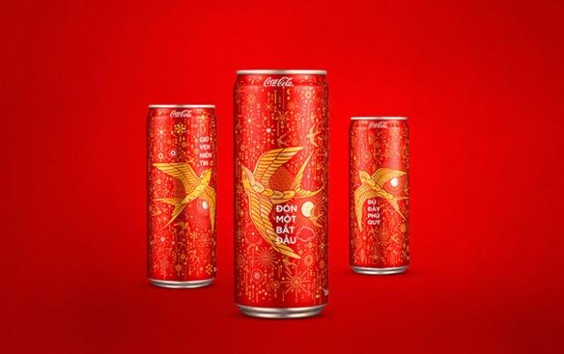 inspirationsgraphiques-graphisme-pub-ki-saigon-coca-cola-packaging-edition-limitee-vietnam-bouteilles-hirondelle-symbole-01