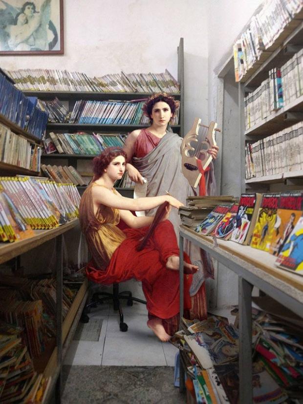 inspirationsgraphiques-da-directeur-artistique-formation-graphisme-art-alexey-kondakov-visuels-naples-italie-peinture-anges-muses-mythologique-photomontages-04