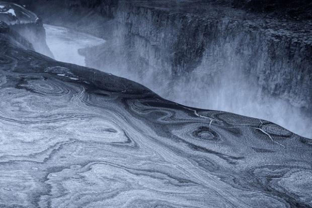 """Ash and Snow"", Iceland- Tom Jacobi"