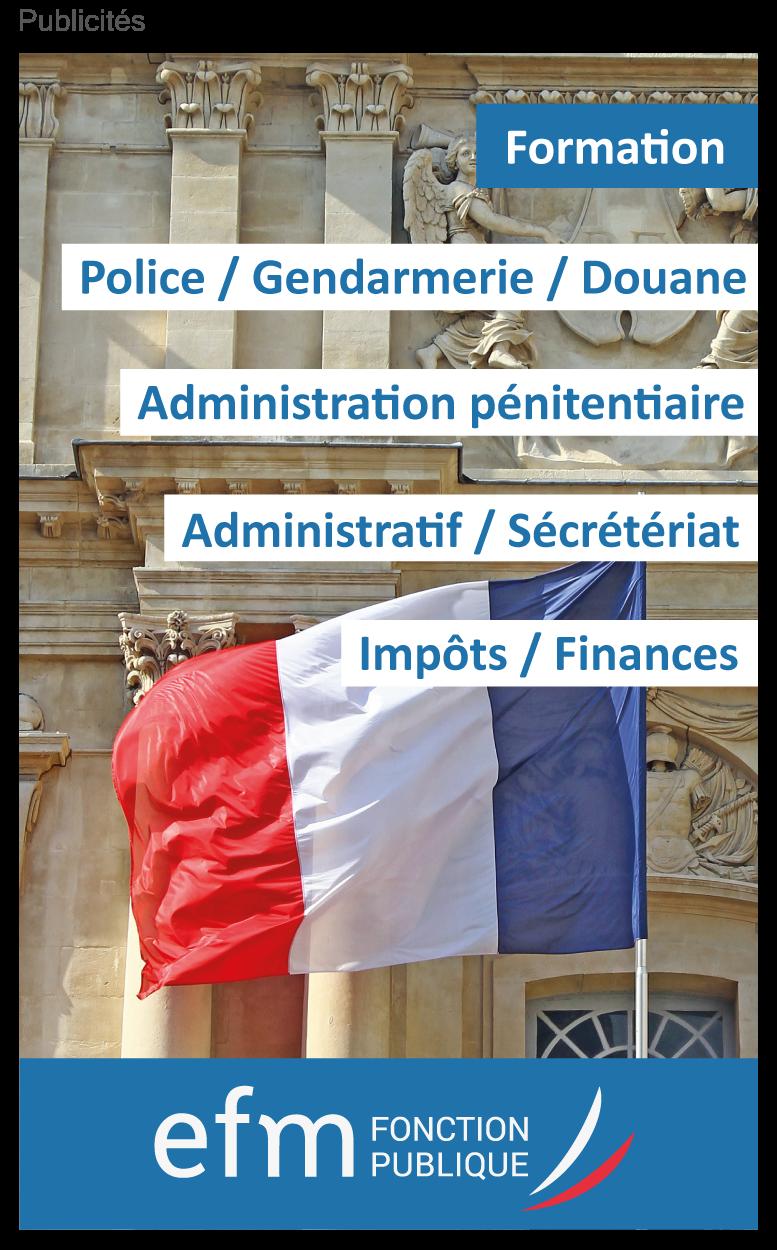 Formations Fonction Publique