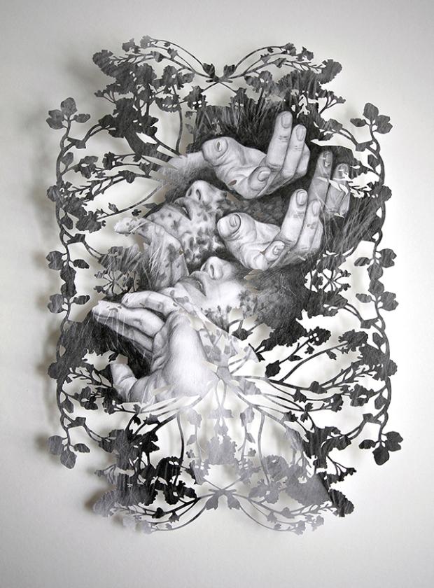 Inspirationsgraphiques-Christine-Kim-art-applique-travail-papier-nature-corps-humain-illustration-decoupe-03