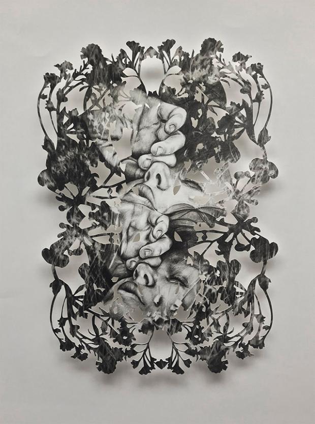 Inspirationsgraphiques-Christine-Kim-art-applique-travail-papier-nature-corps-humain-illustration-decoupe-04