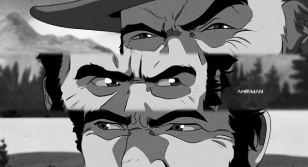 Inspirationsgraphiques-Illustration-dessin-manga-films-cultes-reinterpretation-Dmitry-Grozov-Ahriman-ArtStation-02