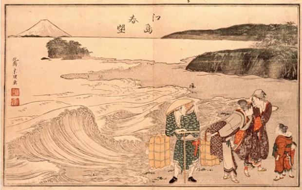 Inspirationsgraphiques-japon-Histoire-estampe-art-japonais-evolution-grande-Kanagawa-formation-artistique-vagues-Hokusai-02
