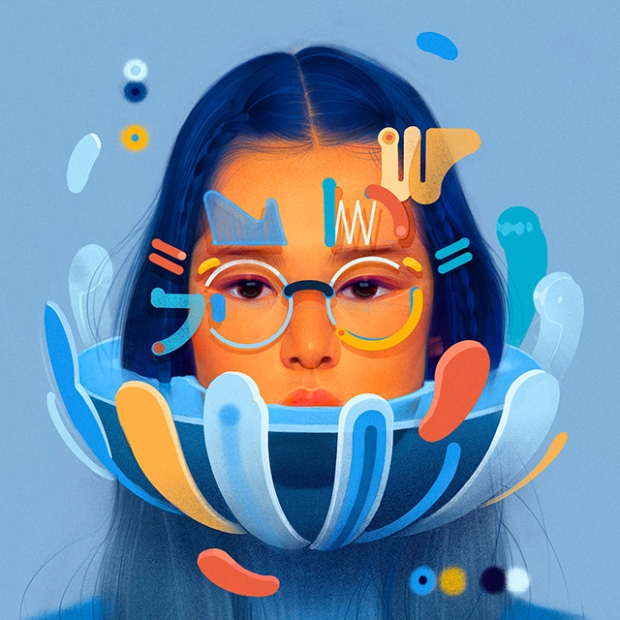 Inspirationsgraphiques-peinture-analogique-Samuel-Rodriguez-artiste-graphique-graffiti-formation-California-College-Arts-iPad-Pro-01