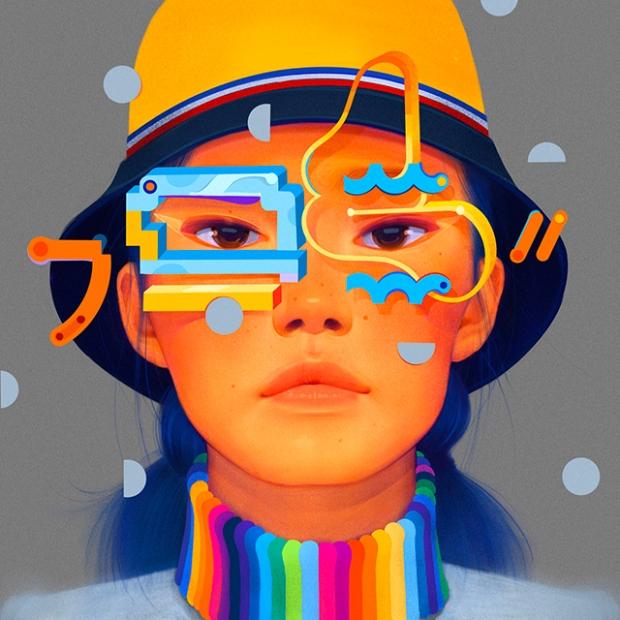 Inspirationsgraphiques-peinture-analogique-Samuel-Rodriguez-artiste-graphique-graffiti-formation-California-College-Arts-iPad-Pro-06