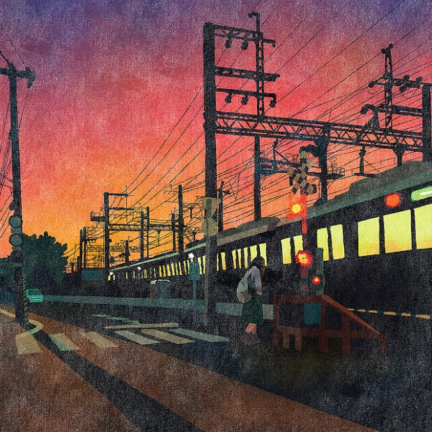 Inspirationsgraphiques-rue-Masashi-Shimakawa-Japon-formation-illustrateur-techniques-illustration-palette-couleur-originale-jeu-texture-02