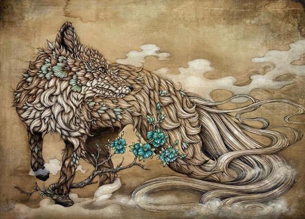 Inspirationsgraphiques-dessin-formation-illustration-artiste-japonais-Manabu-Endo-portraits-stylo-bille-aquarelle-illustrations-plantes-animaux-personnage-01.jpg