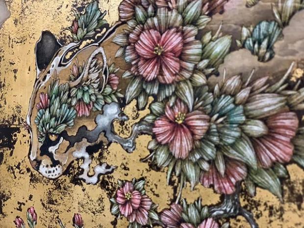 Inspirationsgraphiques-dessin-formation-illustration-artiste-japonais-Manabu-Endo-portraits-stylo-bille-aquarelle-illustrations-plantes-animaux-personnage-03