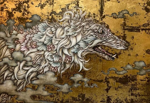Inspirationsgraphiques-dessin-formation-illustration-artiste-japonais-Manabu-Endo-portraits-stylo-bille-aquarelle-illustrations-plantes-animaux-personnage-06
