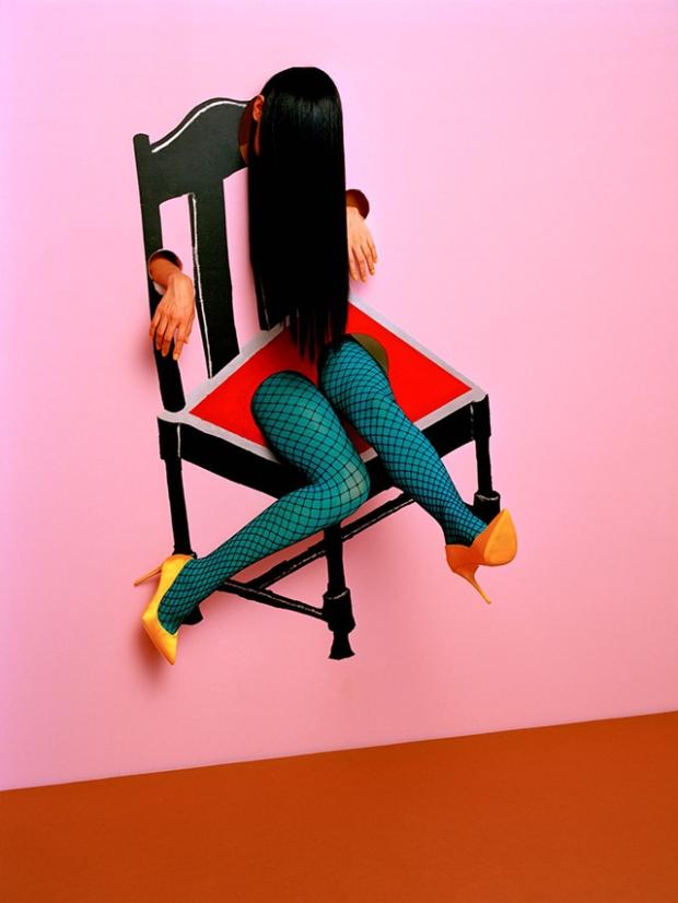 Inspirationsgraphiques-Photo-portraits-Kuzma-Vostrikov-Ajuan-Song-photographie-peintres-classiques-Magritte-Van-Gogh-Picasso-Dali-Kusama-01